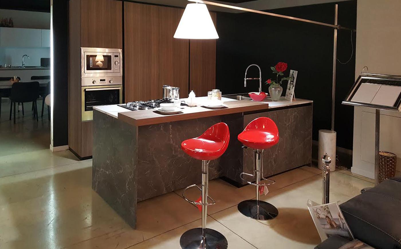 Cucina arredo modello zetasei dil mobili arredamenti
